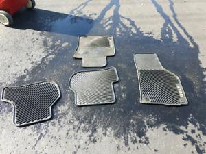 VW Golf winter mats