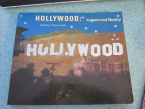 Hollywood, Legend and Reality Soft Cover Magazine Book
