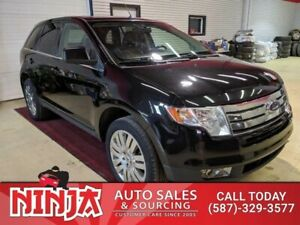 2010 Ford Edge Limited  AWD Leather Nav Pano Power Hatch Remote