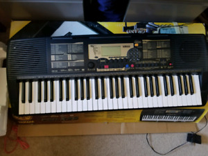 Yamaha psr series electronic keyboard