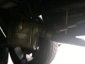 2005 Dodge Ram 1500 leaf springs /parts $200
