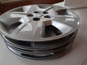 "Set 4 Dodge Ram 17"" Wheel Covers Hub Caps"