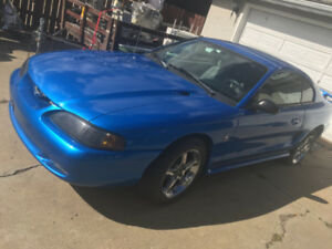 WANT NEWER TRKTRADE 98 FORD MUSTANG COUPE PLUS 2001 FORD F150 4