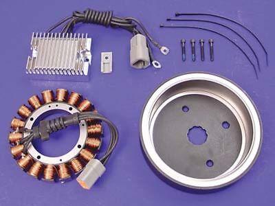 Alternator Charging System Kit 38 Amp for 1999-2003 Harley Davidson motorcycles