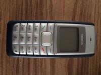 Nokia 1112 basic mobile phone