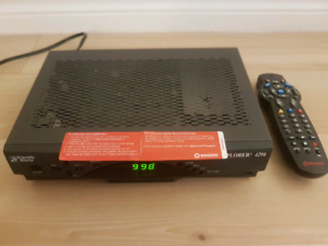 ROGERS HD SCIENTIFIC ATLANTA EXPLORER 4290 BOX