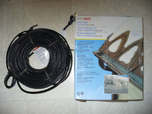 Roof and Gutter De-Icer Cable