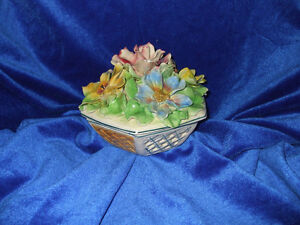 Flower Dish with Lid. Cambridge Kitchener Area image 3