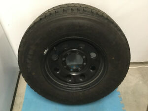 4 - 17 inch tires mounted for sale