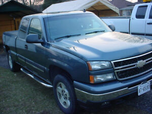 chevrolet silverado 4x4 z71 buy or sell new used and salvaged cars trucks in ontario. Black Bedroom Furniture Sets. Home Design Ideas