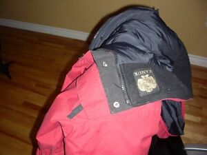 Women's Red Kanuk jacket