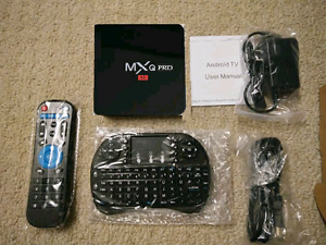 Trade in your old android box for brand new MXQ Pro kodi V 17.3