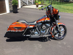 2009 Harley Davidson HIGHLY CUSTOMIZED Street Glide