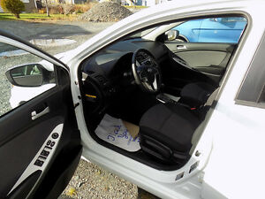 2014 Hyundai Accent $ 8,900.00 Calls ONLY 743-2551 St. John's Newfoundland image 2