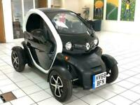 2018 Renault TWIZY DYNAMIQUE I-DYNAMIQUE SALOON Electric Automatic
