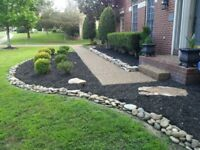 Jons Property Service is offering affordable landscaping service