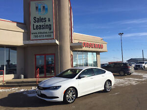2015 Chrysler 200-Series S AWD Heated Seats/V6/Camera $23487