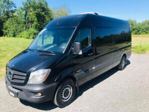 2015 Mercedes-Benz Sprinter 2500 **15 Passagers**FINANCEMENT