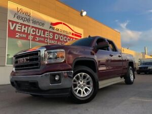 GMC Sierra 1500 SLE+DOUBLE CAB+CAMERA+MAGS+WOW! 2014