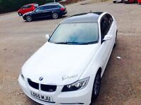 Bmw 3 series m sport 10 month mot 12 month tax very reliable only 82k £4500 offer me!