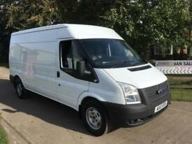 Ford Transit 2.2TDCi T350, LWB, Semi Hi, 2012, Workshop Van.