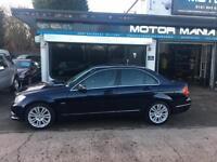 Mercedes-Benz C220 2.1CDI Blue F 2011MY CDI Elegance
