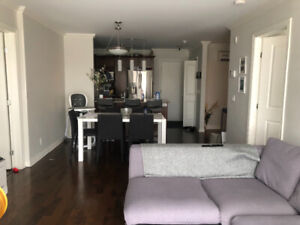 condo Sublese 4 1/2 + den FURNISHED available september
