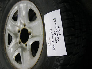 Tundra Snow Tires
