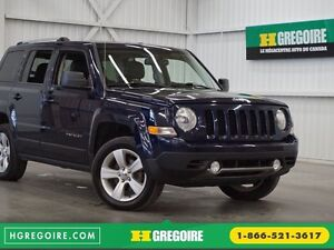 2013 Jeep Patriot Limited 4WD (cuir)