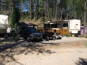 Lot And/Or Trailer for Sale