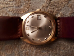 MONTRE VINTAGE WALTHAM 1960.25 JEWELS