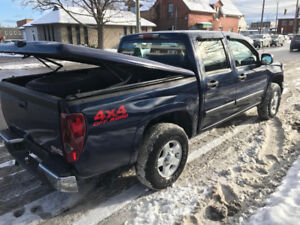 1 owner 175km 208 GMC Canyon Z85 4X4 n/Rust 289 980-5486