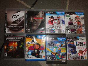 PlayStation3 Video Games $3 Each or Buy 4 for $10 London Ontario image 3