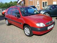 Citroen Saxo 1.1i 2003 Forte 2 FORMER KEEPERS