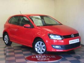 2013 63 Volkswagen Polo 1.2 Match Edition 5 Door (22,000 Miles)