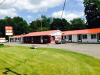 MOTEL FOR SALE IN MADOC,ONTARIO-NEW BUSINESS OPPORTUNITY