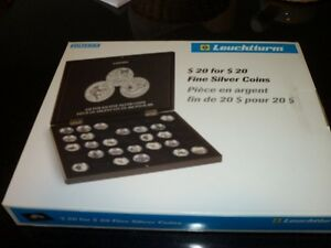 20 FOR 20 SILVER COIN SET Kitchener / Waterloo Kitchener Area image 1