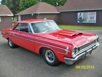 1964 DODGE POLARA MAX WEDGE 2-DOOR