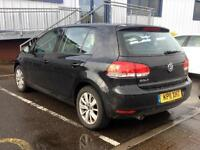2011 VOLKSWAGEN GOLF 1.6 TDi 105 Match 5dr