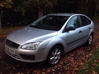 Ford focus 1.8tdci sport 12 months mot full service history 1 owner from new