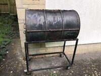 Drum BBQ - Jerk, smoker, party, industrial