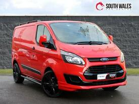 2013 63 Ford Transit Custom 2.2TDCi ECOnetic 270 L1H2 SPORT RS STYLE