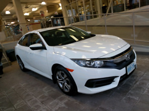 2017 Honda Civic LX Manual- Lease Take-over (24months)
