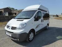 Renault Trafic Navigator 2 berth Hi-Top campervan for sale ref 16066