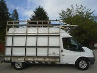 2011/ 61 Ford Transit 115 T350L High Roof [ Glaziers & Glass Carrier ] Van