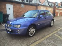 Rover 25 2005 manual 5dr 1.4