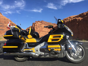 2008 Gold-wing GL1800 One of A Kind
