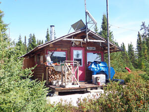 camp chasse pêche