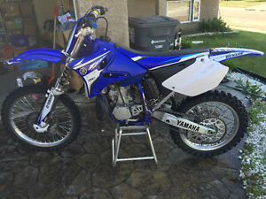 YZ250 2 stroke in excellent condition