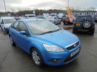 2009 Ford Focus 1.8TDCi ( 115ps ) Style DIESEL